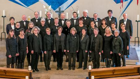 Ein Gastauftritt in der Neuburger Apostelkirche