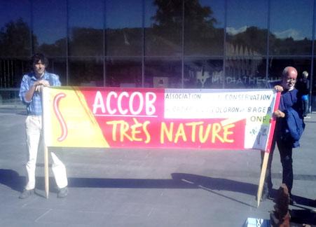 L'ONF Ossau était là, mais le Groupe ACCOB-Ossau également. Merci à eux pour leur participation, Bravo !