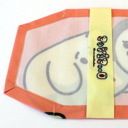 布製オリジナルブックカバー
