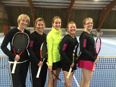 Damen 30 - 1. KHTC - Tennis in Kiel