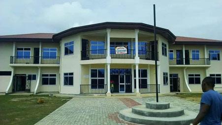 Hôtel de ville de Kribi 2ème