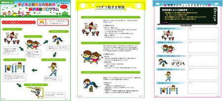 柳沢運動プログラムの資料ダウンロード