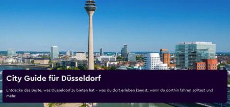 momondos Düsseldorf Guide
