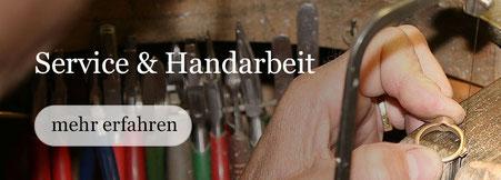 Service und Handarbeit