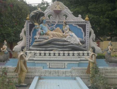 Rishikesh - Swarg ashrama area
