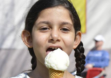 Vanille Eis