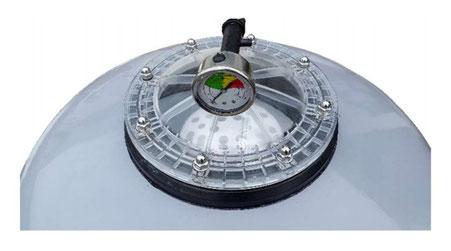 Coperchio del filtro per piscina Rivalta Side