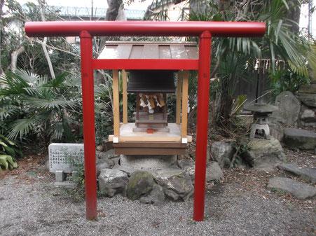 伊砂砂神社 龍神社