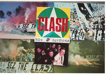 Kids Derthona sez.The Clash