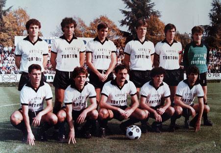 1984-85 Serie C2 Vogherese-Derthona 0-2