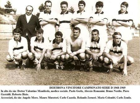 1968-69 Promossi in Serie C