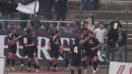 2008-09 Serie D Derthona-Cuneo 1-0