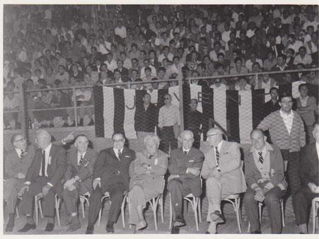 Serata con Vittorio Pozzo, Campione del Mondo 1934 e 1938