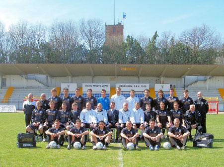 2007-08 Serie D La rosa