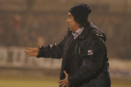 2003-04 Eccellenza L'allenatore Andrea Icardi