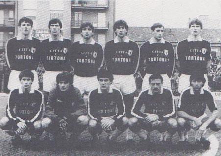 1984-85 Serie C2 Alessandria-Derthona 1-3