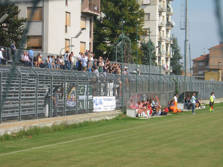 2013-14 Derthona-Lavagnese 1-1 a Valenza