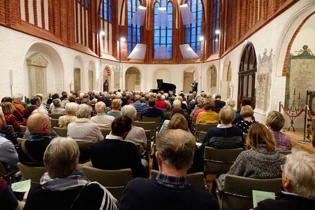 Jütting-Konzert »Versöhnung in Tönen« mit Clara Siegle 2019 (am)