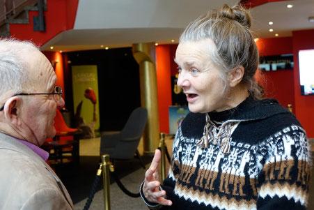 Filmregisseurin Karin Kaper im Gespräch zu »Wir sind Juden aus Breslau« 2020 (am)