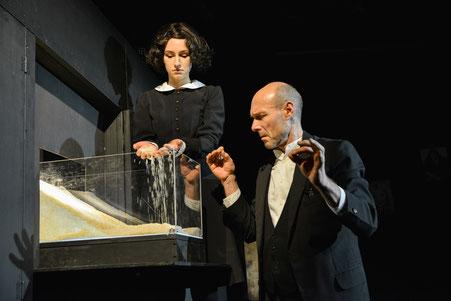 Viele Schulklassen sprachen über die TdA-Inszenierung »Anne Frank« 2017 (kk)