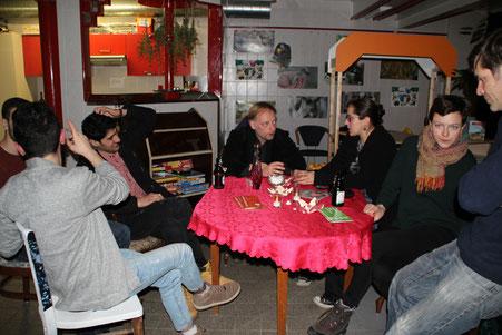 Denken-Lounge mit Hanna-Arendt-Interview 2018 (mb)
