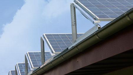 Solarstrom, Photovoltaikanlagen