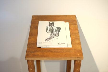 兵庫県西宮市「ギャラリーこもれび」イラストレーター絵本作家ミヤタタカシの展示