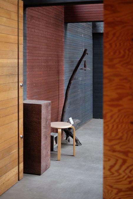 森×hako ギャラリー 入り口  | UID 一級建築士事務所 (Universal Innovation design)