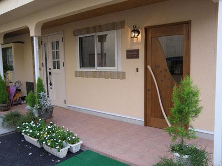 木製玄関ドア 木製ドア