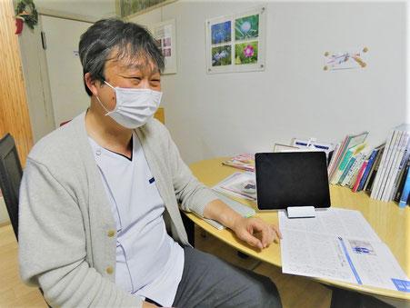産婦人科野田 医師(医学博士) 野田隆弘さん