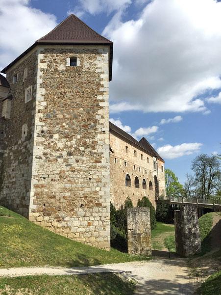 Burg von Ljubljana / Ljubljana castle