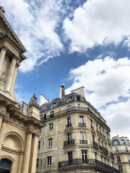 Paris, Rue Saint-Honoré