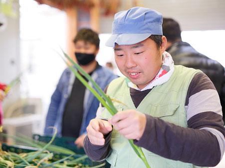 農業・福祉・まちづくりを連携している様子 2