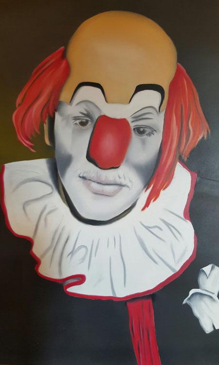 I am (not) a Clown