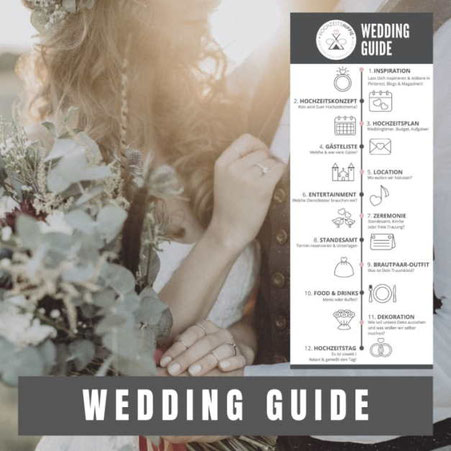 To-Do-Liste-Hochzeit: Gratis Download