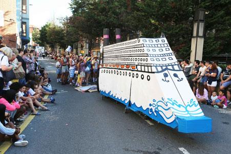 Fiestas del Puerto Viejo en Getxo