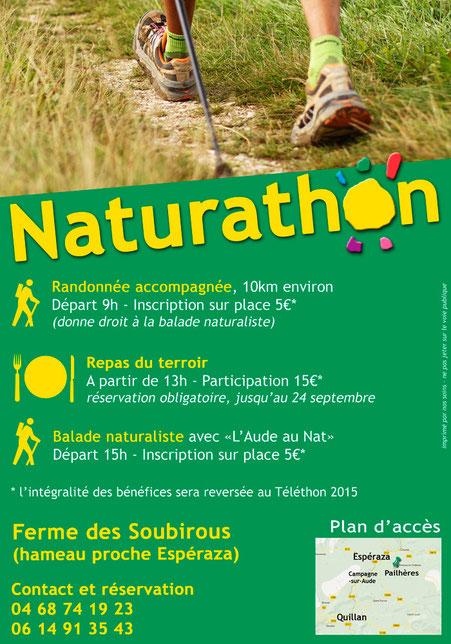 Naturathon 2015 - Programme