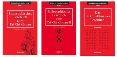 Tai Chi Bücher