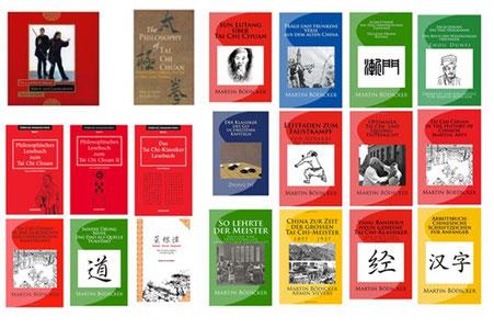 Wu Tai Chi Bücher und Film