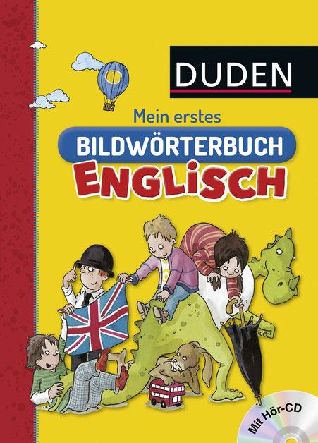 Mein erstes Bildwörterbuch Englisch 2016 | DUDEN