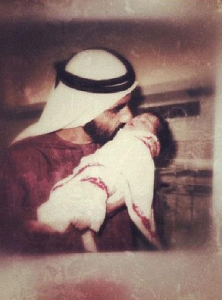30 MARS 1989. NAISSANCE DE SHEIKHA LATIFA QUI SE MARIERA EN 2009 AVEC SHEIKH MOHAMMED AL SHARQI, PRINCE HERITIER DE FUJAIRAH