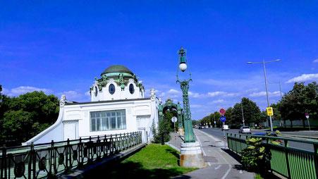#OttoWagner: Grüne Führungen in Wien