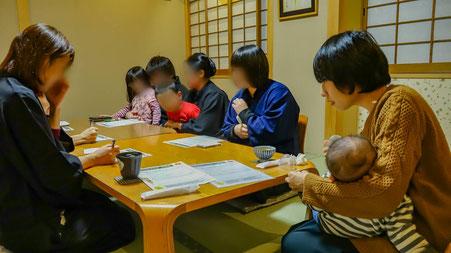 スピーカーによる出張台湾語講座と接客マナー研修