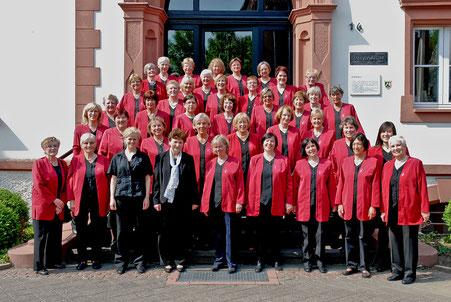 Bild: Frauenchor Erkrath 1997