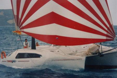 Catamaran Rum Tum Tugger