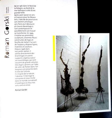 "2009 - "" Rêv'art "" Bezons - Roman Gorski"