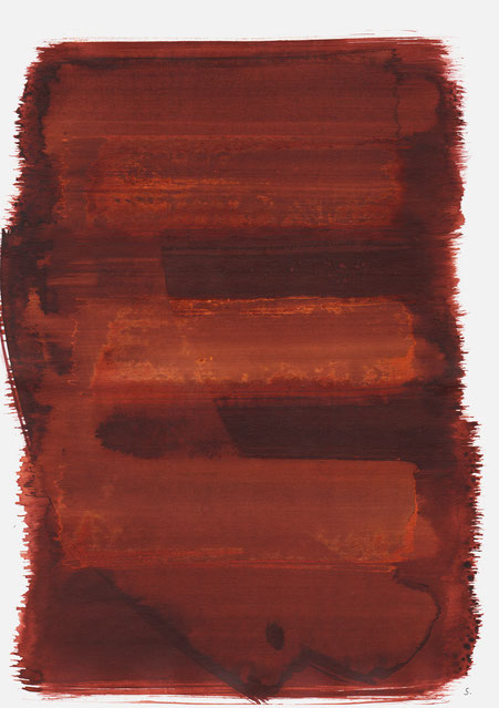 """Helene Taussig, Memorial 07"", 2020, 48 x 36cm; ©: Konstanze Sailer"