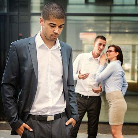 Diskriminierung und Rassismus am Arbeitsplatz