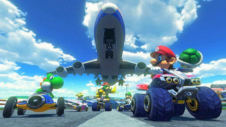 Rennspiele Switch: Mario Kart 8 Deluxe