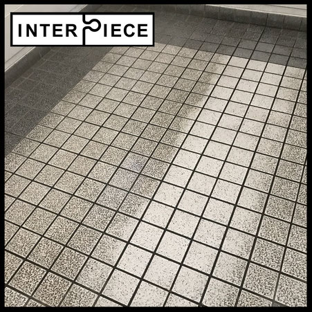 磁器タイル - interpiece ページ!